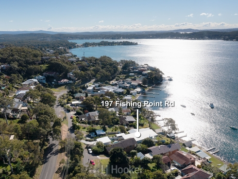 197 Fishing Point Road Fishing Point, NSW 2283