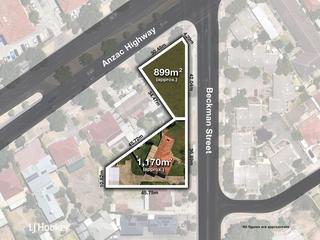 196 Anzac Highway & 2 Beckman Street Plympton, SA 5038