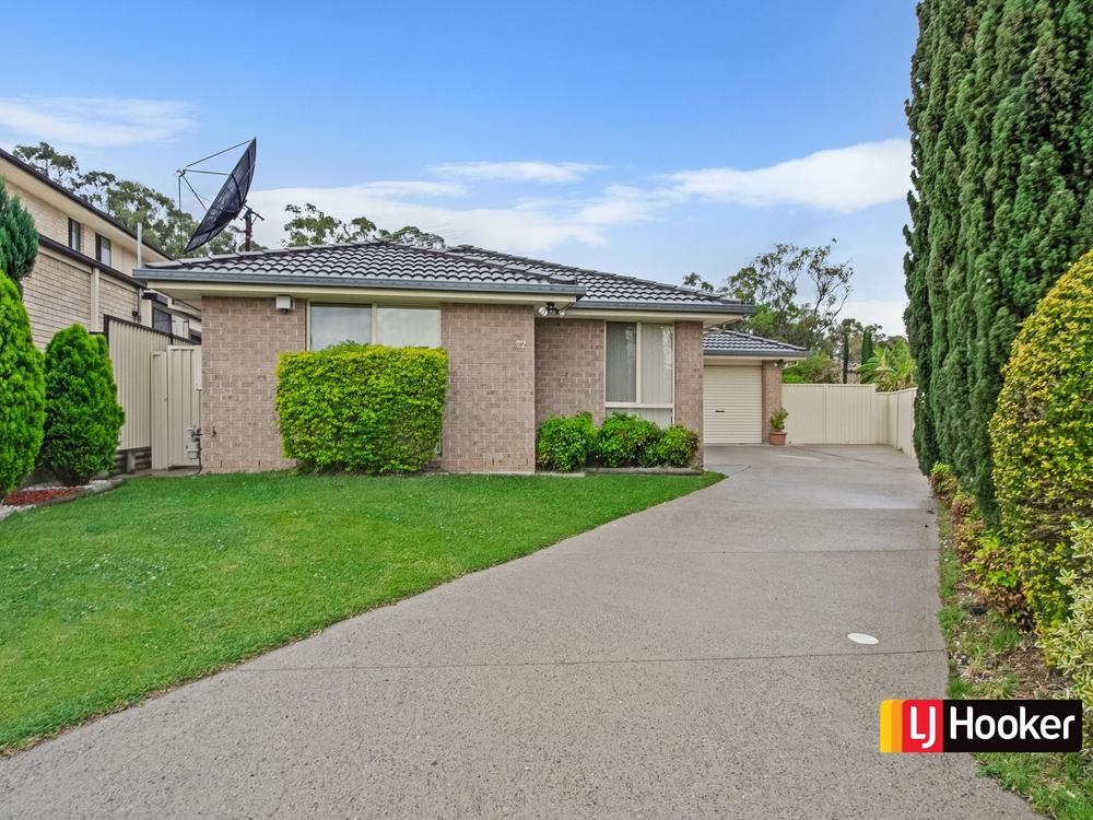 22 Farmingdale Drive Blacktown, NSW 2148