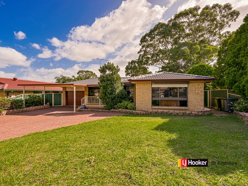33 Rutherglen Drive St Andrews, NSW 2566