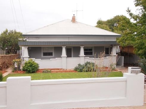 502 McGowen Street Broken Hill, NSW 2880