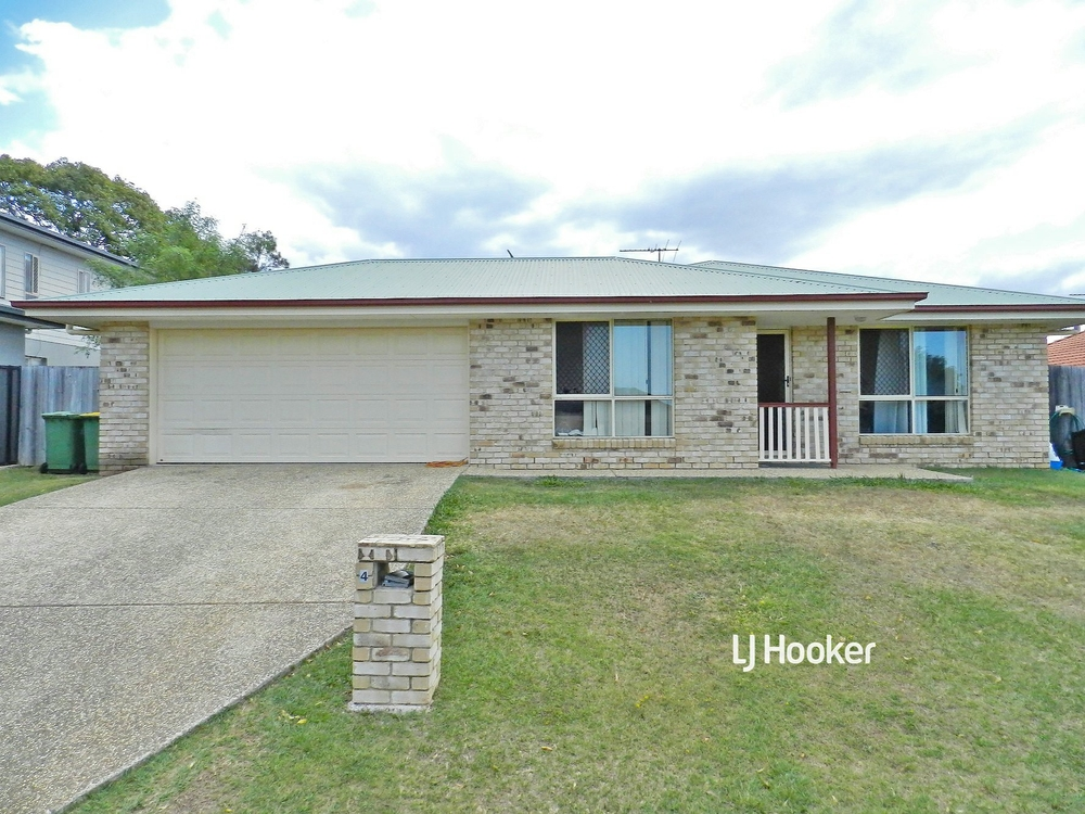 4 Eve Court Kallangur, QLD 4503