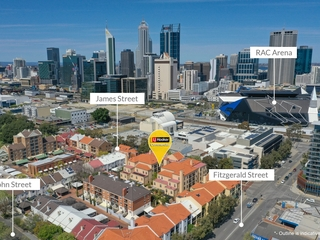 3, 4 and 5/228 James Street Northbridge , WA, 6003