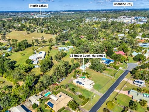 15 Ryder Court Narangba, QLD 4504