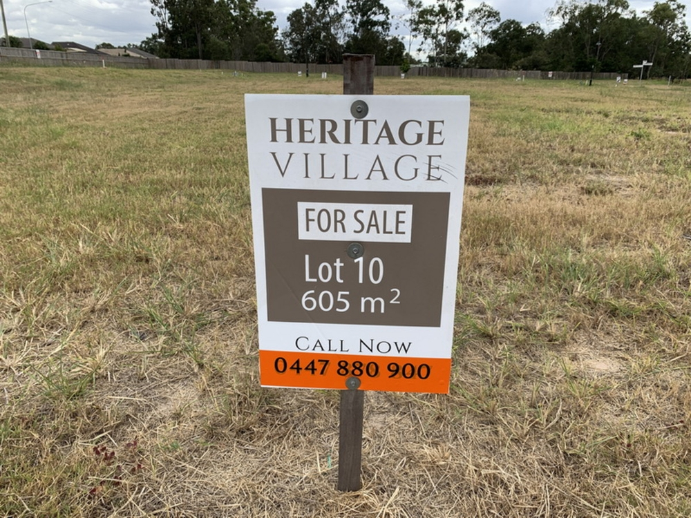 Lot 10/174 - 192 Green Road Heritage Park, QLD 4118