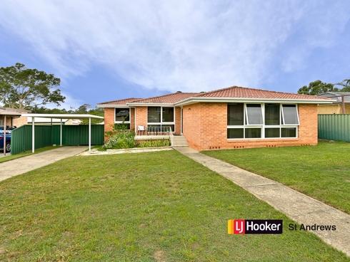 5 Trebbiano Place Eschol Park, NSW 2558
