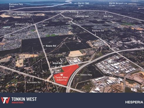 Tonkin West Industrial Forrestdale, WA 6112