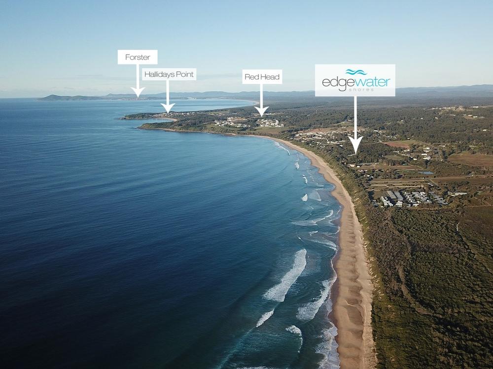 Lot Proposed Lot 8/310-314 Diamond Beach Road Diamond Beach, NSW 2430