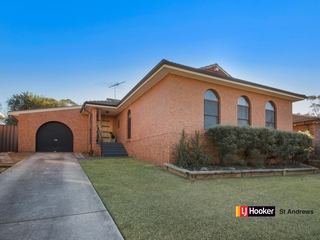 56 Bannockburn Avenue St Andrews , NSW, 2566